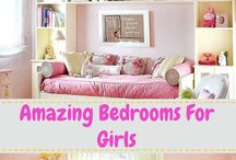 Girls Rooms / The bedroom if every girls dreams