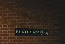 Potter World / #potterhead
