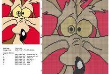 Cross Stitch:  Stuff