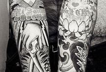 Tattoos / #ink