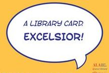 Library Card Sign-up Month 2014 / by Citizens Library & District Center