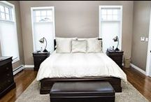 Bedrooms / Our bedrooms - modern and classic styles