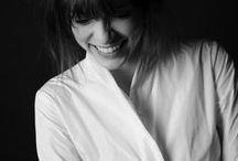 White blouses / Travelblouses in white