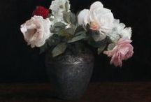 art flowers - kwiaty