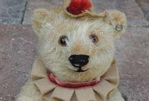 Old bear - stare misie