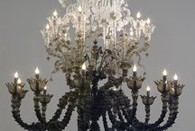 Lighting Design,Chandeliers and Ceiling design / Lumière