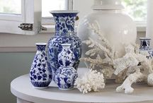 Home Accessories and decoration / Glass , Vase etc.  Ornament and Objects
