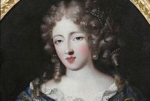 Дамы великого века Людовика XIV (Les femmes du grand siècle du Roi-Soleil, Louis XIV) / Les femmes du grand siècle du Roi-Soleil, Louis XIV. Дамы великого века Короля-Солнца, Людовика XIV.