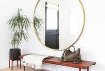 M i r r o r / Interior Design - Mirrors
