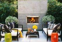 O u t d o o r s / Interior Design - Outdoors