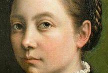 Софонисба Ангиссола (Sofonisba Anguissola) / Софонисба Ангиссола (итал. Sofonisba Anguissola) (ок. 1532, Кремона — 16 ноября 1625, Палермо) — итальянская художница, первая известная художница эпохи Ренессанса.