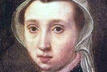 Катерина ван Хемессен (Caterina van Hemessen) / Катерина ван Хемессен (нидерл. Caterina van Hemessen, 1528 — после 1587) — южнонидерландская (фламандская) художница.