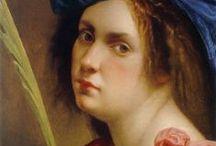 Артемизия Джентилески (Artemisia Gentileschi) / Артемизия Джентилески (итал. Artemisia Gentileschi, Artemisia Lomi, 8 июля 1593, Рим — ок. 1653, Неаполь) — итальянская художница.