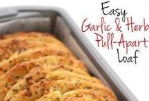 Recipes: Bread|Buns / Here you will find recipes for Bread | Buns | Rolls | Bagels | Cinnamon Rolls | Bread Sticks | Dinner Rolls | Pull Aparts