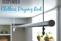 Laundry Room Ideas / Here you will find inspiring Laundry Room Makeovers | Laundry Room Design | Laundry Room Decor | Laundry Room Signs | Laundry Room Organization | Laundry Room Storage