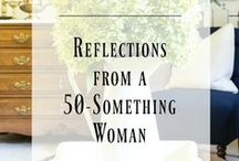 50+ And Going Strong / Here you will find inspiration for those in the 50+ age group ranging from  Lifestyle Choices | Empty Nesting | Retirement | Downsizing | Loss | Body Changes | 50+ Fitness |  Grandparenting | Saving For Retirement | 50+ Fashion | 50+ Makeup Tips