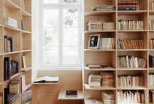 Library Shelving / Shelves for books in any room.