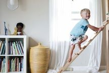 Children's Spaces - Books / Spaces for kids with room for books and reading.