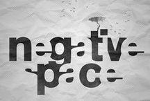 Negative Creep / Negative space art