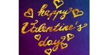 Happy Valentine's Day / Beautiful gift ideas for Valentine's day, expression of Love!