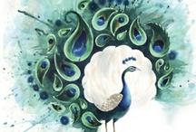 Peacocks / by Kelly Ann
