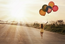 Balloons and bubbles / by Kelly Ann