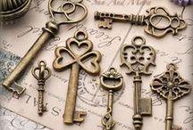 Old Keys / by Stella Shteinbuk