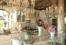 For the Home / A very girly style for the home.