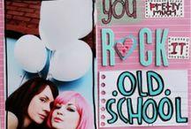 SCRAPBOOK / by Miss Sheenie