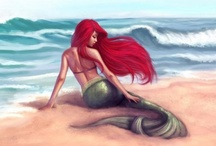 Mermaids / by Kelly Ann