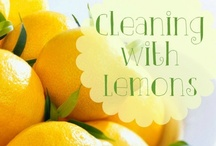Cleaning tips and tricks / by Michelle Morgen