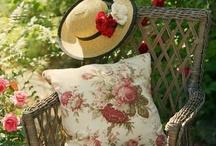 garden love / Inspiring and relaxing garden dreams.