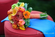 Wedding Flowers - Floralisa / Beautiful florals for weddings and events by Floralisa.com