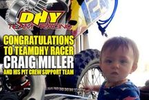 Team DHY Riders / Our favorite riders and members of the DHY Racer's Club