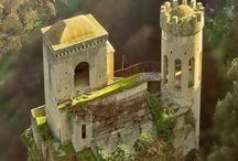 Castle's / by Sharon Sandin