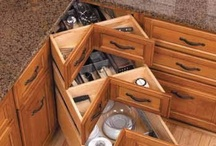 Kitchen Organizing / Finding new ways to organize the kitchen with great accessories and ideas. / by Kitchen Design Ideas