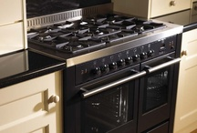 Black Appliances / by Kitchen Design Ideas