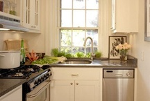 Small Kitchens / by Kitchen Design Ideas