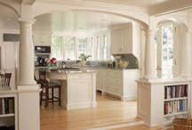 Open Plan Kitchens / by Kitchen Design Ideas