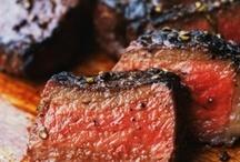 Beef / by Colleen Winkler