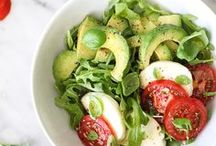 Eat Healthy / Foods that are healthi-er .. not necessarily perfectly clean / by Jordana M. R.