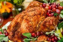 Thanksgiving Dinner / by Colleen Winkler