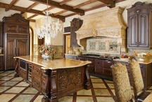 Old World Kitchens / by Kitchen Design Ideas