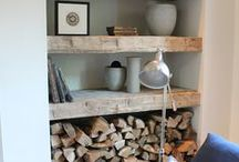 Storing with Wood / It's always a challenge - how to get the most from the space available in your home? One of the most effective (and attractive) ways is to use wooden storage furniture to solve the problem. Here's a selection of items we love that do just that....
