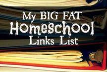 Homeschool / by Abbey Shoun