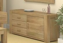 Atlas Premium Oak Furniture Range / See our entire range of Baumhaus Atlas Premium Oak Furniture here.  We've got the full collection of stock, delivered within 10 days.  Click the image to visit our website.