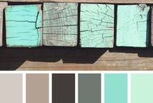 Color Pallets / Combinations of Colors / by Samantha Kendall