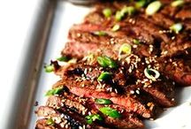 2 délicieux boeuf / Recipes with beef and ground beef / by Ang