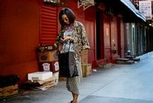 RC x Streets & Avenues / Rachel Comey worn in the streets / by Rachel Comey