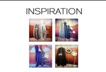 Inspiration / Be inspired..